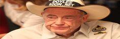 """A principios de este mes, el Padrino del Poker """"Texas Dolly"""" Brunson Doyle viajado a San Diego para tener,una cirugía vída la n11º en toda su vída.Acompañado por su hija jugandora poker Pam , Doyl...http://www.allinlatampoker.com/doyle-bruson-recuperandose-de-varias-cirujias/"""