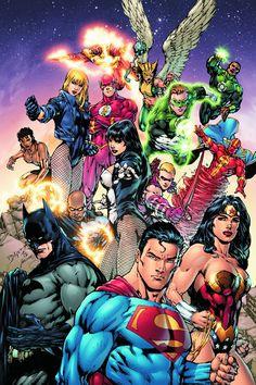 #Justice #League #Fan #Art. (JLA SANCTUARY Justice league of america) By: Ed Benes. (THE * 5 * STÅR * ÅWARD * OF: * AW YEAH, IT'S MAJOR ÅWESOMENESS!!!™)[THANK U 4 PINNING!!!<·><]<©>ÅÅÅ+(OB4E) https://s-media-cache-ak0.pinimg.com/474x/15/b6/9d/15b69db2beae20e76b0d080803bf5152.jpg
