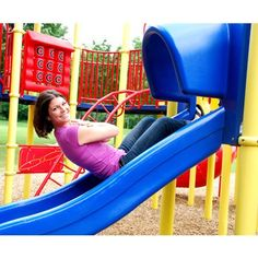 The park is full of great fitness equipment including swings, benches, and monkey bars. Here's how to use them to tone every muscle in your body.