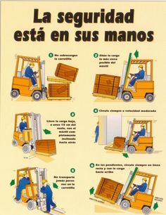 La seguridad esta en tus manos. Safety Slogans, Safety Posters, Industrial Safety, Industrial Engineering, Health And Safety, Health And Wellness, Safety Pictures, Warehouse Logistics, Construction Safety
