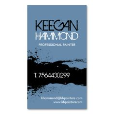 Painter business cards painter business cards pinterest quality product painter business cards painter business cards you will get best price offer reheart Images