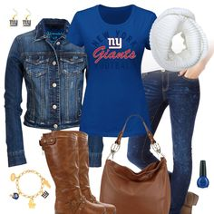 New York Giants Jean Jacket Outfit Seattle Seahawks 8c3d1e4c2