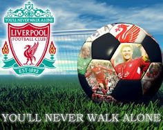 Anfield. Liverpool FC Liverpool Fc Wallpaper, Michael Owen, This Is Anfield, Stadium Tour, You'll Never Walk Alone, Liverpool Football Club, Soccer World, Walking Alone, Some Fun
