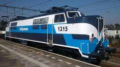 Nieuwe Railpromo locomotief 1215 Geldermalsen 17-2-2016