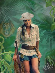 Safari - Virginia Lucia Campos Mendonça