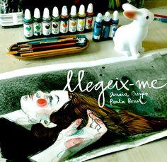 Work in progress del llibre Llegeix-me / Léeme. Ens vols ajudar: http://www.verkami.com/projects/3578-llegeix-me