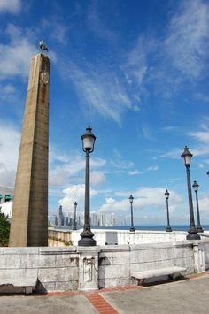 The BOVEDAS, el Casco Viejo. Panamá. Flor Fossatti.