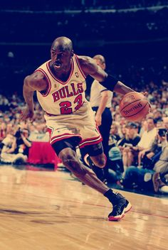 The greatest basketball player EVER! Michael Jordan