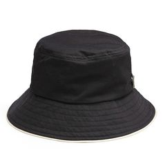 Custom 100% cotton mens bucket hat $1~$3