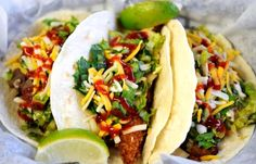 """Ever try Korean Taco's before? If not, make sure you stop into Hankook Taqueria, which was featured on """"The Best thing I ever ate""""."""