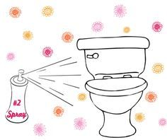 "How To Make Your Own ""No. 2 Spray"" Bathroom Deodorizer with Essential Oils!"