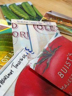 DIY Seed Envelopes 101 – HOMEGROWN