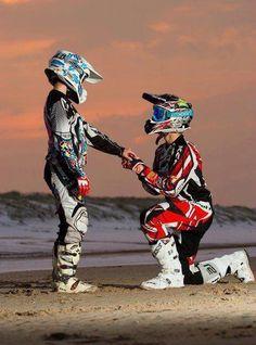 Boyfriend Motocross