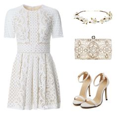 """""""Spring is here!"""" by felytery ❤ liked on Polyvore featuring Lover, Accessorize and Cult Gaia"""