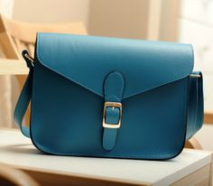 Retro Designer Shoulder Bag