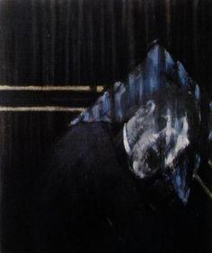Francis Bacon - Study of Head # 3