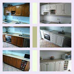 pintar muebles cocina blanco (5)   Hacer bricolaje es facilisimo.com ...