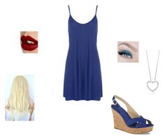 """""""Ally"""" by blondiebeautyforever on Polyvore"""