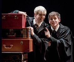 07harry potter and the cursed child - albus potter e scorpious malfoy