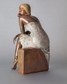 Por Amor al Arte: Las esculturas de Alain Choisnet