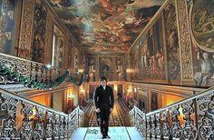 Matthew MacFadyen as Mr. Darcy in the 2005 film adaptation of Jane Austen's Pride and Prejudice