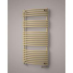 ISAN Ikaria Radius vodný kúpeľňový radiátor   Dobrá Klíma