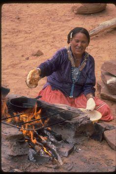 Navajo Frybread  Love frybread. My Grandma used to make it.