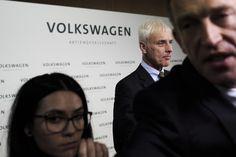 VW chief gains key support in handling of Dieselgate meetings