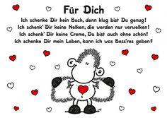 Für Dich | sheepworld | Echte Postkarten online versenden | sheepworld