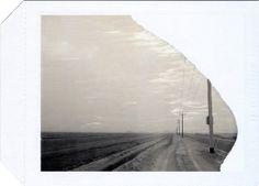 Harquahala Valley, AZ Crown Graphic, Type 53 photograph | Moomin Sean