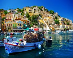 #Symi #Island #Greece