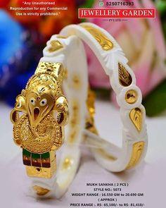 Gold Bangles Design, Gold Earrings Designs, Gold Jewellery Design, Bengali Jewellery, Bengali Culture, Bengali Bridal Makeup, Bridal Bangles, Fashion Jewelry, Women's Fashion