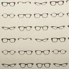 glasses fabric