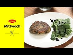Quinoa Spinat Bratling (Rezept) | MAGGI Mittwoch - YouTube
