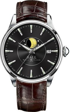 Ball Watch Company Trainmaster Moon Phase Pre-Order #basel-15 #bezel-fixed #bracelet-strap-alligator #brand-ball-watch-company #case-depth-14-55mm #case-material-steel #case-width-40mm #date-yes #delivery-timescale-call-us #dial-colour-black #gender-mens #luxury #moon-phase-yes #movement-automatic #new-product-yes #official-stockist-for-ball-watch-company-watches #packaging-ball-watch-company-watch-packaging #pre-order #pre-order-date-30-09-2015 #preorder-september #style-dress…