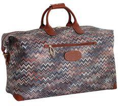 Missoni for Bric's luggage