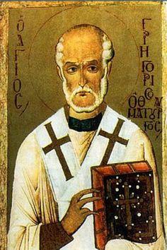 Saint Gregory of Neocaesarea