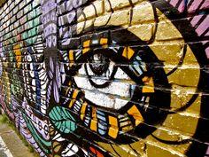 Street Art in La Candelaria, Bogota (Colombia)