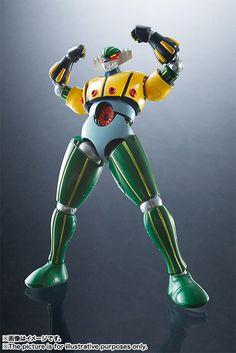 Super Robot Chogokin KOTETSU JEEG TAMASHII NATIONS