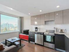 Beautiful Studio / Bachelor Vancouver Apartment, Apartments, Studio, Kitchen, House, Beautiful, Home Decor, Cooking, Decoration Home