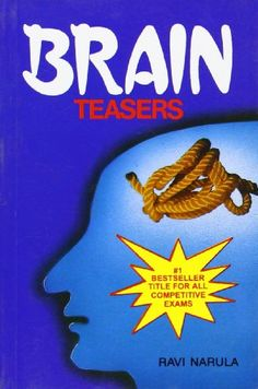 #BrainTeasers by #RaghuPalat. It #offers to you a #variety of #thinkers, #ticklers, #teasers, #squeezers and #stranglers, that will #turn and #twist your #brain and #help you see a #broader and #bigger world before you. Thus #making you proud when #people call you #intelligent, #sharp, #witty, #humorous, #quick, #bright and #logical.