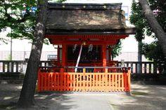 伏見稲荷神社の御旅所