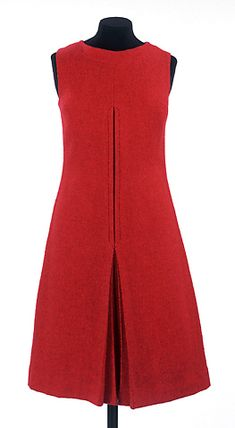 Mary Quant Dresses | Dress 'Peachy', Mary Quant (1934-), 1960. Museum no. T.27-1997