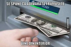 Adevarata frumusete vine din interior - Sugubat.ro are cele mai bune imagini amuzante, poze haioase, meme, fail-uri pe care le gasesti pe internet. (Vezi tot) Sad Words, Love Memes, Derp, Cringe, Funny Texts, Jokes, Humor, Picts, Romania