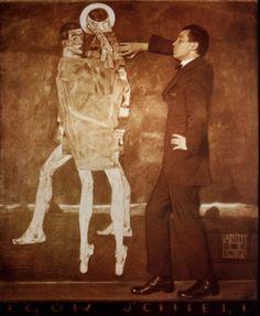 Anonymous,  1914, Egon Schiele.