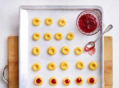 Top 5 Plätzchen mit Marmelade   LECKER