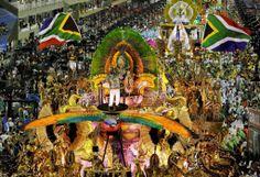 Exotic Rio Carnival Dancers   Rio de Janeiro carnival   World Insights
