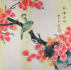Chinese Paintings. Miscellaneous Chinese Art Paintings at the The Gallery of China....pretty