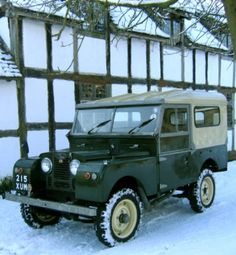 """Land Rover 86 Serie One hardy top. 215 XUM 86"""""""