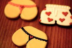 Underwear Sugar Cookies Are Scandalous Sweets - Foodista.com